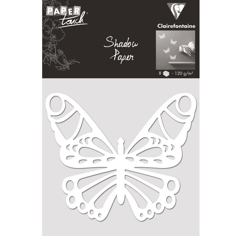 Lot de 3 Shadows paper x8 Ref:98354C-3 Noir Coeur